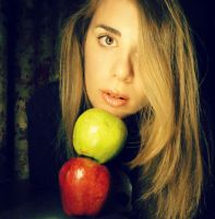 Apples, apples.. by TheAppleScientist