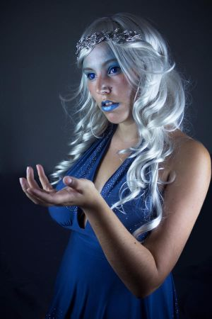 Snow Queen stock 1 by charligal-stock