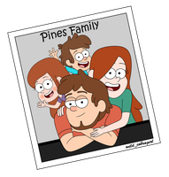 Pines family (Wendip) by wild-cobragirl