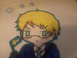 Chibi Sweden :D by DBZchick27