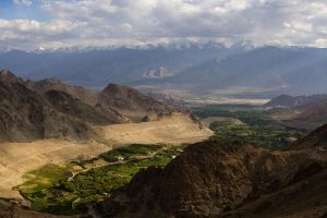 Leh II by orographic
