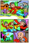 KIDS ROBOT page 1 by redi-prio