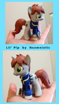 Lil' Pip by Nsomniotic
