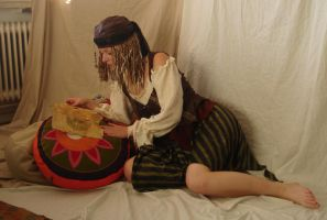 Pirates - The Wench 3 by mizzd-stock