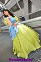 Drizella Cosplay (Cinderella) by azka-cosplay