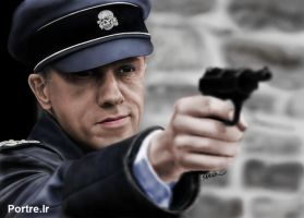 Christoph Waltz by STAT1C-X