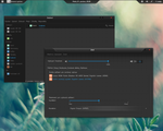 preview   malys - deda GTK2,GTK3+ GnomeShell theme by malysss