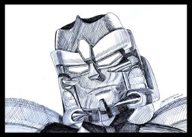 TM Megatron by Jaggid-Edge