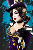 Mad Moxxi - Looking for trouble? by Enasni-V