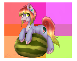 I forgot how to Melon by HarmoniousRain