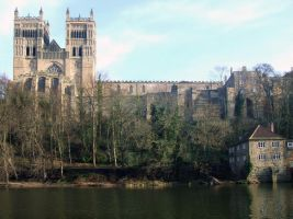 Durham cathedral 2 by TimeWizardStock