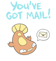 TAZR M7: You've got mail! by chibiphlosion