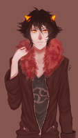 Karkat by Chinetsu