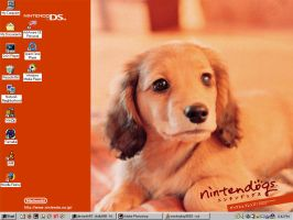Nintendogs Dashund edition by jkelly888