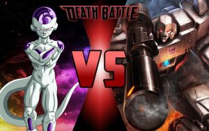 DEATH BATTLE: Frieza vs Megatron by G-Odzilla