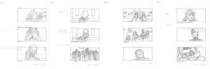 Ed Camel Storyboards Part IA by mavartworx