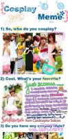 COSPLAY meme. Yay :3 by LiL-KRN-YUNA