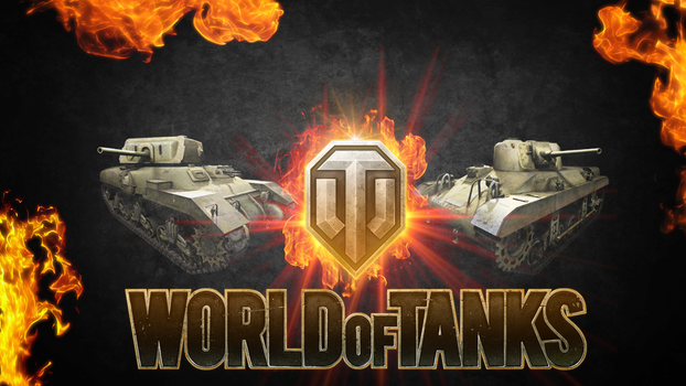 World-of-Tanks by adriyc