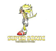 Super Sonic Level 3-1st Draft by Enigmatic-Andy