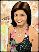 mother's day by helenesse