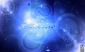 Adobe CreativeCloud wallpaper by Leikoo