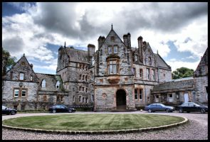 Castle Leslie by ottomatt