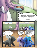Dragee Pie - Page 1 by BeeZee-Art