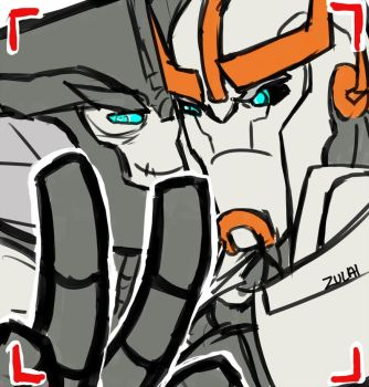 Say cheese, doc. by chainedsinner