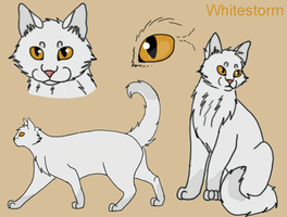 whitestorm ref sheet by SassyHeart