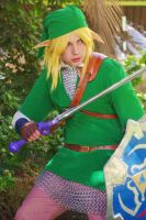 TLOZ: Skyward Sword - Preview by Kentaro-Darkdox