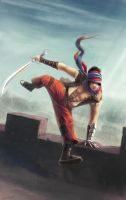 Prince of Persia by nixuboy
