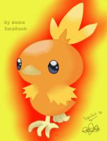 torchic  XD by bleachtardfull