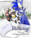 TEASER: The Holiday Dress 2 by SonicRemix