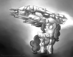 Silliness of A Solar Empire by fongsaunder