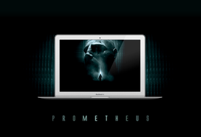Prometheus wallpaper pack by Draganja