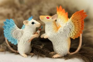 Two rats by hontor