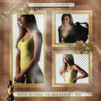 +Photopack png de Naya Rivera. by MarEditions1