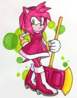 Traditional Amy by RegK4t