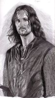 Aragorn - Two Towers by leiaskywalker83