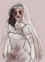 Bride by TheLuteces
