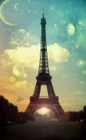 eiffel-planet by alex-torres