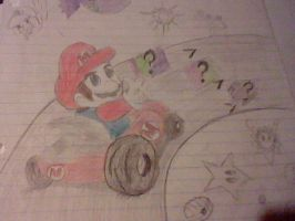 Mario Kart by Chipper-Doodle