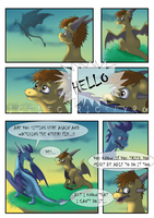 Obstacles - Chapter 1, page 1 by IcelectricSpyro