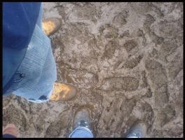 MUD at Outsider by DaisyBisley