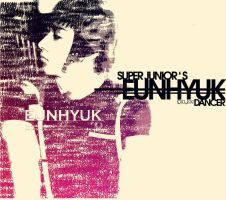 Eunhyuk - typography by 7even-is-jet