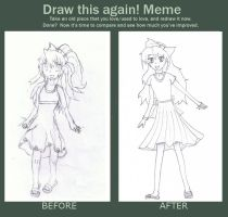 Before and After Meme by Akyia