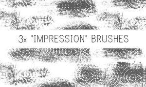 Impression Brushes by PinkMai