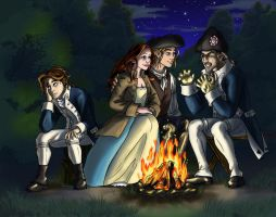 Dreamer fireside stories by motterhorn
