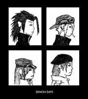 Demon Days by X-Academy