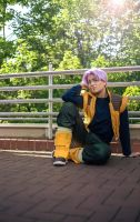 Trunks Teen Dragonball Z Cosplay Caydance by Caydance